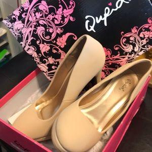 Qupid high heels size10